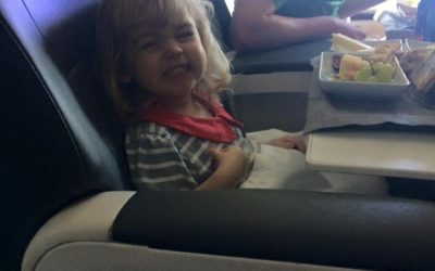 Plane Ride with a Toddler