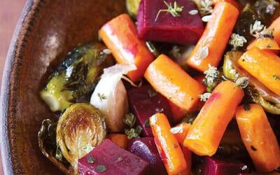 Roasting Veggies and More