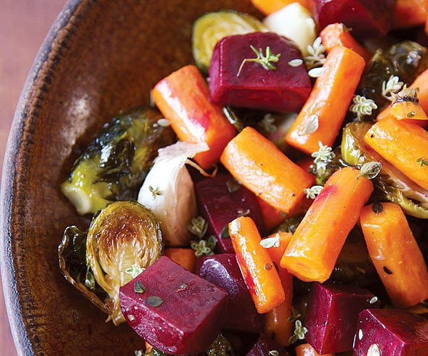 Roasting Veggies and More